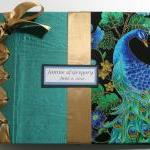 Custom Handmade Wedding Guestbook/A..