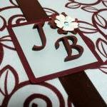 Wedding Guestbook/Album - Chocolate..