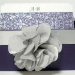 Custom Wedding Guest Box & Cards - ..